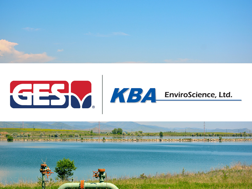 GES-KBA Acquisition Logo