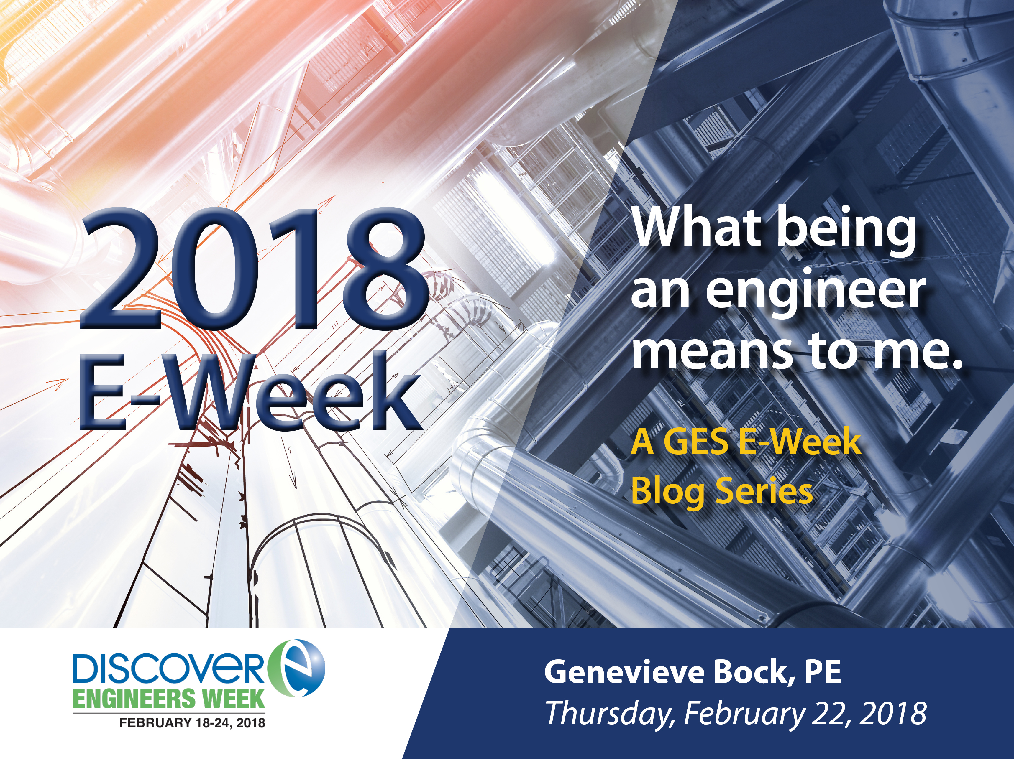 GES 2018 E-Week Blog Series