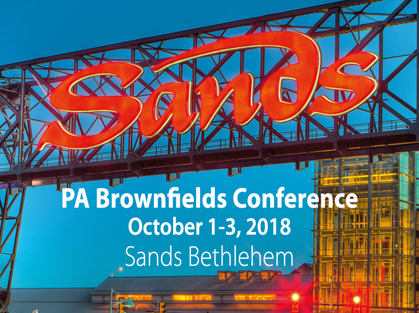 2018 PA Brownfields Conference