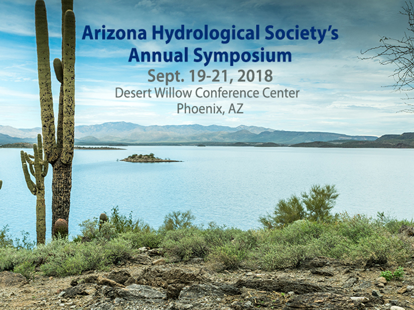 GES at the Arizona Hydrological Society Annual Symposium