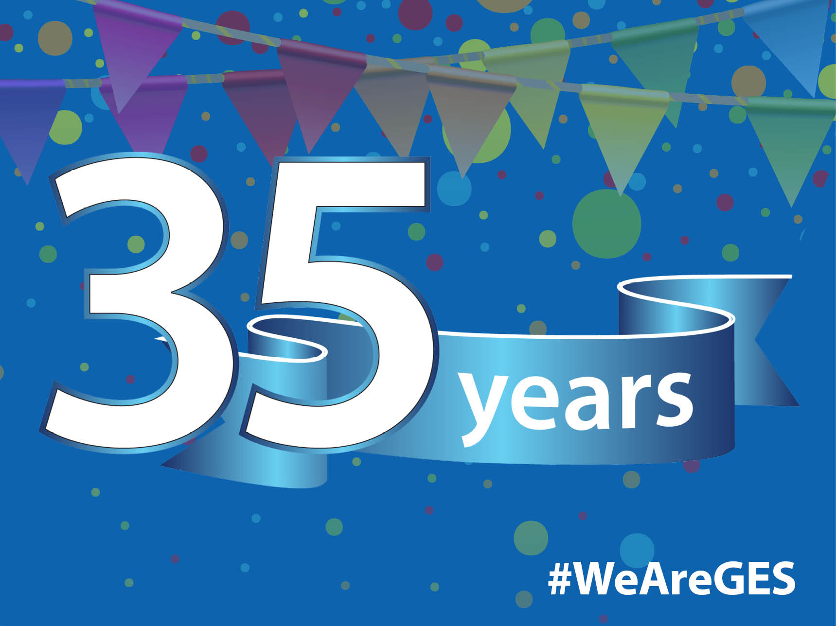 GES Celebrates 35 Years